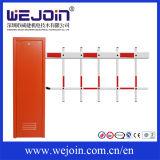 La sécurité routière. Barrière de stationnement, portail automatique, barrière automatique (WJDZ701)