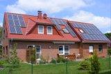 Volmacht van het Systeem van de ZonneMacht van het Net 4000W voor het Gebruik van het Huishouden