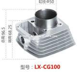 Motorrad-zusätzlicher Motorrad-Zylinder für Lx-Cg100