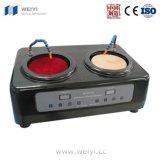 Máquina de polir de moagem de amostra metalográfica