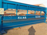 Metalldach-Panel-verbiegende Maschine
