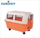 Qualitäts-Haustier-Rahmen-Arbeitsweg-Hundeträger