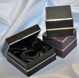 Contenitore impaccante di regalo di carta su ordinazione elegante rigido di Cardbaord Storge
