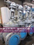 Тип 300lbs запорной заслонки API 600 литой стали