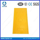 高品質のBMCの樹脂材料のマンホールカバー