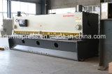 Peuter die de Scherpe Machine van de Plaat van het Vloeistaal van de Guillotine QC11y 20X2500 verkopen