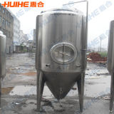 Tank van de Gisting van het Bier van de spiegel de Oppoetsende voor Bier