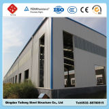 Estrutura Quake do terremoto Steel Frame Structure Workshop / Warehouse