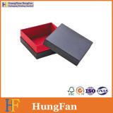 Quadratische Form-Schmucksache-kosmetischer Verpackungs-Papppapier-Geschenk-Kasten