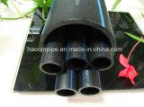Plastikrohr 20 bis 630 mm-HDPE Rohr für Wasserversorgung