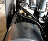 Линия компрессора воздуха с приемником бака воздуха для проверять приспособления
