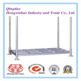 Utilização de Depósito destacável de metal prateleiras de armazenagem em porta-paletes de empilhamento de prateleira de supermercados