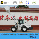 Het Lange Wapen van de Lader Lq936h van het Wiel van Luqing