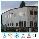 SGS aprobado modulares prefabricadas de acero de calibre de la luz de la casa de estructura (SH-689A)