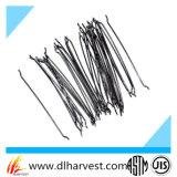Stahlfaser für konkrete Verstärkung, Edelstahl-Faser