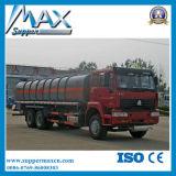 Sinotruk 4X2 8000liters Diesel Engine Oil Fuel Tank Truck