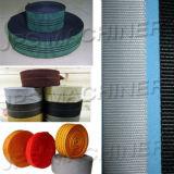 Cinghia di nylon di Jps-160A, corda, cotone, nastro, tagliatrice del microcomputer della chiusura lampo/taglierina