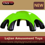 Football Soccer Field Style Inflatable Bounces com En71 (C1279-3)