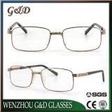 Dernière conception optique de lunettes de lunettes de châssis en métal