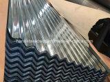 波形の屋根ふきシートのためのGalvalumeの鋼鉄コイルか版