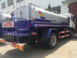 Dongfeng 4*2 분출 유조선 트럭 15000 리터 물 수송