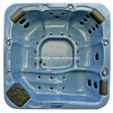 6 sièges 1 Chaise longue un bain à remous pour une utilisation extérieure (A200)