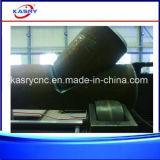 CNC van de Pijp van de scheepswerf het Op zwaar werk berekende Grote Ronde Knipsel van de Vlam van het Plasma en Machine Beveling