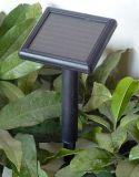 Comitato solare di PV di vetro con il regolatore e la batteria Polycrystal
