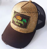 A Malha da tampa bordada Patch Sport Cap Boné Caminhoneiro Chapéus