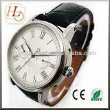 Relógio automático da forma, relógios 15029 do aço inoxidável dos homens