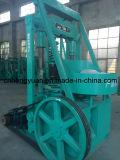 Máquina de fabricação de briquetes de pó de carvão e carvão de fábrica