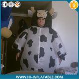 Надувные коровы костюм костюм жира