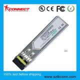 1,25g CWDM SFP transceptor de fibra óptica de 40km.