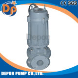 Bomba de aguas residuales sumergible centrífuga eléctrica vertical del alto cromo