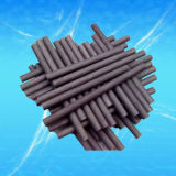 10mm 99.99% цилиндр штанга графитового электрода длины 100mm
