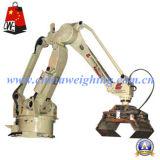 Автоматический Palletizing мешок Palletizer рукоятки робота