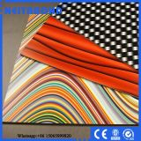 Neitabond Película para animales de compañía Diseño de aluminio Panel compuesto para gabinete