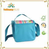 Foil de alumínio Cooler Bag, Insulated Bag para Frozen Food, Freezable Lunch Bag