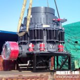 Fluss-Kies-Kegel-Zerkleinerungsmaschine mit der Kapazität von 80-100 Tph