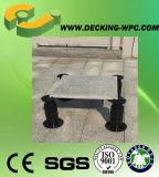 Pedestal réglable au sol de jardin en Chine
