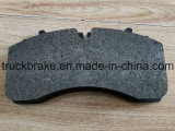 Heavy Duty Eurotek/Landtech Brake PAD Wva 29115/29148 for Commercial Vehicle