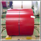塗られたカラーはPPGIの鋼鉄コイル(0.14に電流を通した--1.3mm)建築材