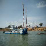 Kedaのブランドの浚渫船機械を浚渫する及び吸う砂