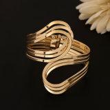 Armband van het Metaal van Facotry de In het groot Overdreven Armbanden van een de Open Armband