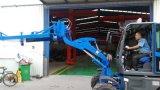 China Factory Zl10 1,0 ton Tractores Mini-pequena fazenda Marcação com joystick da pá carregadeira