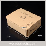 Meglio in cuffia avricolare stereo magnetica delle cuffie di Bluetooth 4.0 del metallo senza fili dell'orecchio