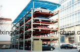 Ce di iso, Psh/Pjh--5floors Vertical Horizontal Automated Car Parking System