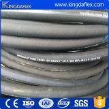 Spirale-Gummirohstoff-hydraulischer Schlauch der Bescheinigungs-ISO9001