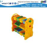 Meuble de rangement en plastique à prix réduit Meubles de jardin d'enfants (M11-07312)