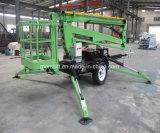 200kg remolcable Diesel Genie telescópico de elevación del brazo (TBL)